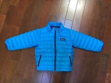Patagonia Boys Down Sweater Jacket 3T Blue