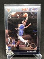 RJ Barrett 2019-20 Panini NBA Hoops Premium Stock Rookie Card RC #201 Knicks