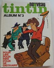 Album Journal Tintin No ° 3 Herge Good Condition 1976