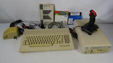 Commodore 64 II Computer mit 1541 Floppy Laufwerk/Joystick/Scart/Spiel