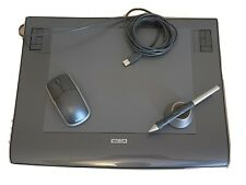 """Wacom Intuos3 9x12"""" PTZ-930 USB TABLET With GRIP PEN, Stand & Mouse Refurbished"""