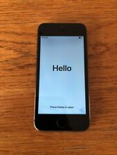Apple iPhone 5s ME432B/A -16GB - Space Gray (Unlocked) SmartPhone Good Condition