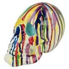 Lesser & Pavey Multicoloured Skull Item LP29741