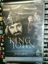 King John - BBC Shakespeare Collection DVD - New Sealed FREE POST.