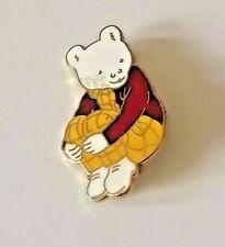 Enamel Badge - Rupert Bear (Express Newspapers)
