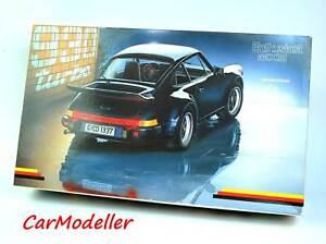 Fujimi 1:24 Enthusiast Model Porsche 930 Turbo kit #EM2 very rare kit from 1985