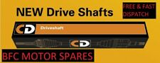 Drive Shaft To Fit  Toyota Corolla 1.4 , 1.6  , Verso 1.6 2001>