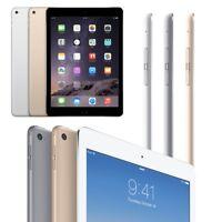 Apple iPad Tablets 2/3/4 Mini Air | WiFi Only | 16GB 32GB 64GB 128GB
