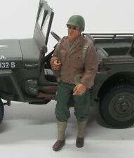 Personaggio (Stati Uniti SOLDATO SOLDIER i) 1:18 American Diorama