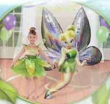 "Disney Fairies Tinker Bell Airwalker 66""Jumbo Foil Balloon Birthday Party"