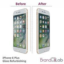 IPHONE 6 PLUS BROKEN SCREEN GLASS REPLACEMENT REPAIR  (LCD MUST WORK)