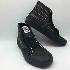 "Vans Men/Women's Shoes ""Sk8-Hi 138 Decon''(Salt Wash)Black"