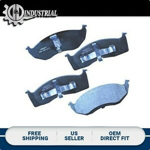 NEW MKD591 Front Disc Brake Pad Set Fits 1997-2002 Chrysler Plymouth Prowler