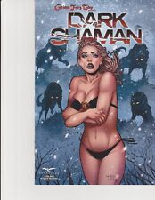 Dark Shaman #1 Cover D Ultra Rare Retailer Incentive Exclusive NM Qualano