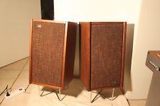 Lautsprecher HIFI 3 Way Speaker : JVC Model 5325 Vintage Holz