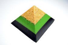 Lemurian Orgone Positive Energy Device - Pyramid of Protection Medium
