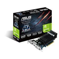 Asus GeForce GT 730 Silent carte graphique, 1 Go GDDR 3, VGA, DVI-D, HDMI