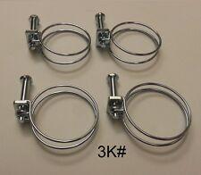 Toyota KE20 KE25 KE26 3K, 3KH, 3KB wire clamp radiator set