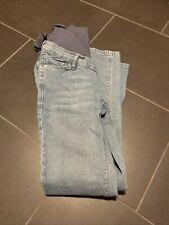 Umstandskleidung Jeans Esprit Hellblau Grösse 34 Schwangerschaft