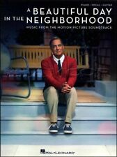 A Beautiful Day in the Neighborhood Piano Vocal Guitar Music Book Fred Rodgers
