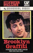 BROOKLYN GRAFFITI (1974) VHS ORIGINALE 1ª EDIZIONE INEDITA IN HOME VIDEO