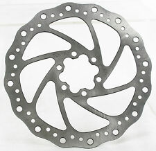 Tektro Stainless Disc Brake Rotor 160mm 6 bolts MTB XC I 1pc New