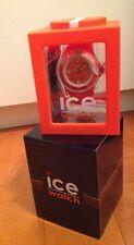 New In Box!! Ice Watch Sunshine Neon Orange--Unisex! $110