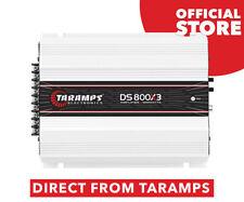 Taramps DS 800X3 800 watts 2 Ohms Amplifier Class D 3 Channel 800W RMS