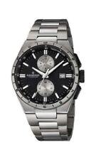 Relojes de pulsera titanio Deportivo fecha