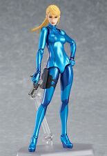 Metroid Other M Samus Aran Zero Suit Ver. Figma
