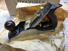 Lie-Nielsen No. 4 Smoothing Plane, Cocobolo Handles