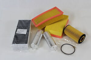 BMW E31 850i Filter Set Filterkit komplett 8er
