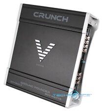 CRUNCH GPV 800.2 800W MAXX GROUND POUNDER 2 CHANNEL CLASS A/B CAR AMPLIFIER