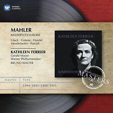 Kathleen Ferrier - Mahler: Kindertotenlieder [CD]