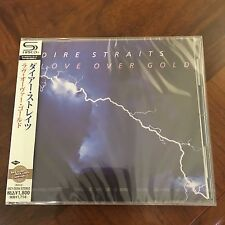 Love Over Gold [SHM] by Dire Straits (CD, Feb-2013, Universal Japan)