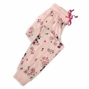 Disney Store Minnie Mouse Lounge Pajama Pants 2020