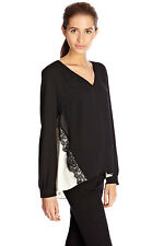 Oasis Lace Insert Blouse 14
