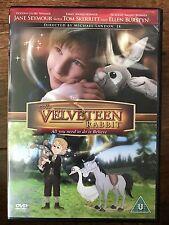 Jane Seymour THE VELVETEEN RABBIT ~ 2009 Family / Kids adventure Film | UK DVD