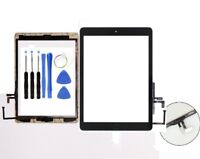 Screen Glass Digitizer replacement for iPad Air Black a1474 a1475 a1476