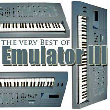 EMULATOR III - unique HUGE WAVE Multi-Layer Studio Samples Library 3.37GB on DVD