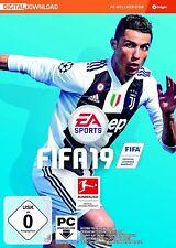 FIFA 19 - PC Spiel Key EA Origin Fussball 2019 Digital Download Code [EU] [DE]
