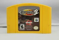 Tony Hawk's Pro Skater 2 - Nintendo N64 Game Authentic