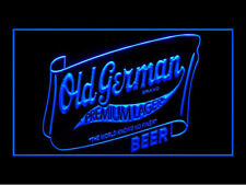 Y356B Old German Lager Beer For Pub Bar Display Decor Light Sign