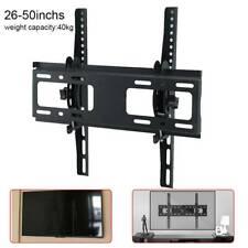 TV Wall Bracket Mount Tilt for 26 27 32 37 40 42 46 50 inchs 3D LED LCD Plasma