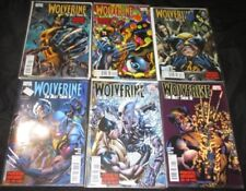 Wolverine The Best There Is U-PICK ONE #1,2,3,5,6 or 8 (2011) PRICED PER COMIC