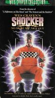 Shocker (VHS) 1989 Slasher. Wes Craven