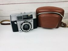 Vintage Agfa Optima I Film Camera With Agna Color-agnar 1:2.8/45 Made in Germany