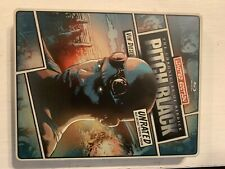 The Chronicles of Riddick Pitch Black Limited Steelbook Bluray blu ray Dvd
