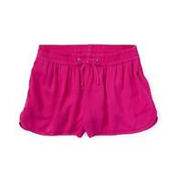 Ralph Lauren Childrenswear Girls' Track Shorts in Regatta Pink, Size Large 12/14