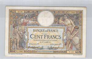 100 Francs Merson 1-7-1913 K.1943 n° 48559016 Fayette 23(05)